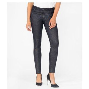 NWT KutFromThe KLOTH Connie Ankle Skinny Zip Jeans